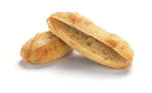 Ikke skjær brødet helt gjennom