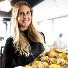 Anette Andersen er kategorisjef for søtbakst hos Lantmännen Unibake