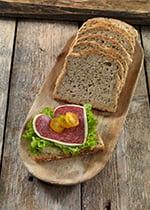 Skåret-brød