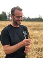 Jon Inge Ringsby er selger og kornbonde
