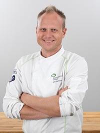 Jørn Lauritzen er kokk i Lantmännen Unibake