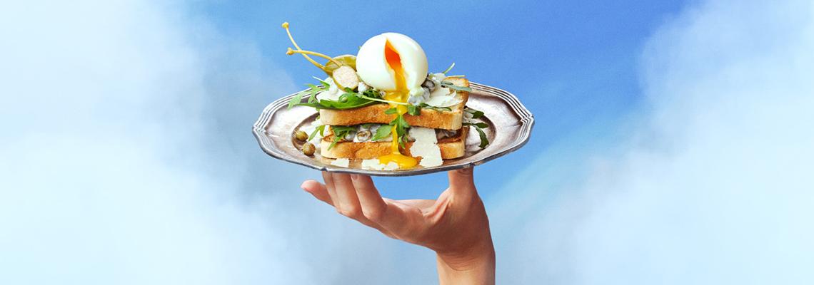 Sandwich-himmel
